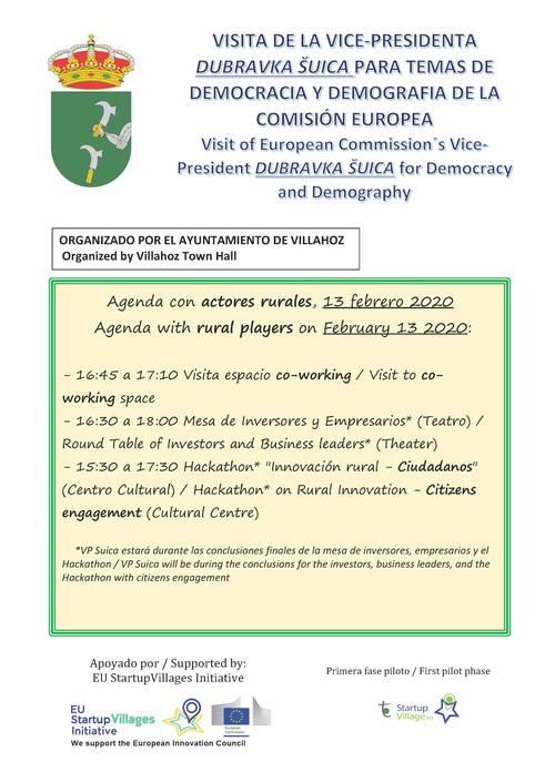 Temas de democracia y demografía de la Comisión Europea