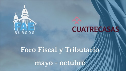 FORO FISCAL Y TRIBUTARIO
